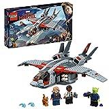 LEGO Super Heroes - Captain Marvel e l'attacco dello Skrull, 76127