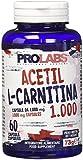 Prolabs Acetil L-Carnitina 1000Mg - Barattolo da 60 cps