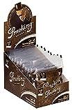 120x Filtros Ecológicos para Tabaco de liar Smoking Brown Slim (15x6mm)
