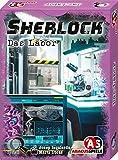 ABACUSSPIELE 48196 - Sherlock - Das Labor, Kartenspiel