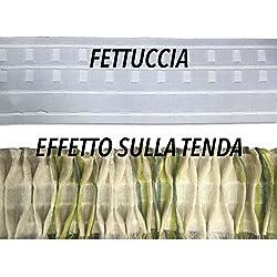 FETTUCCIA PER TENDA RILOGA ARRICCIA TENDE MOD. NIDO D'APE A METRO