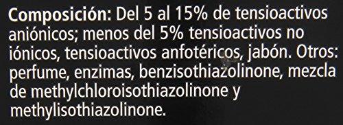 Norit - Detergente líquido lavadora para ropa Negra y oscura, 28 lavados - 1500ml