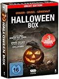 Halloween-Box (3 DVDs, Uncut Edition)