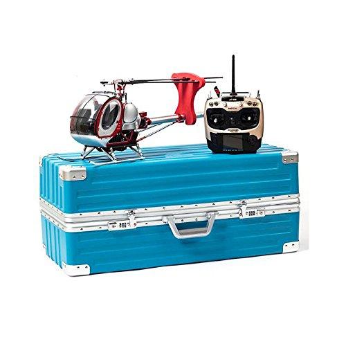 JCZK-300 300C Huges 6 Canali RC Elicottero Telecomandato RTF DFC Senza Testa Elicottero GPS Drone con Il Sistema di Volo 2.4G