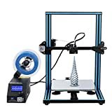 Boutique Officielle Creality 3D CR-10 Imprimante 3D Prusa I3 DIY Kit en Aluminium Taille d'impression 300X300X400mm