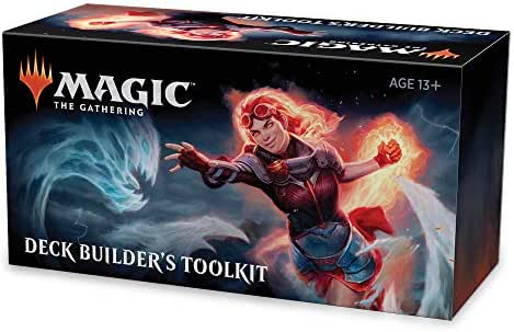 Magic: The Gathering Core Set 2020 Deck Builder's Toolkit (inkl. 4 Boosterpackungen)