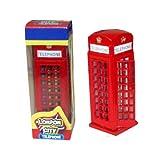 Diecast Metal Red London Telephone Box 8.5cm Souvenir