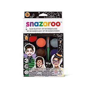 Snazaroo Halloween make-up kit. (maquillaje/pintura de cara)