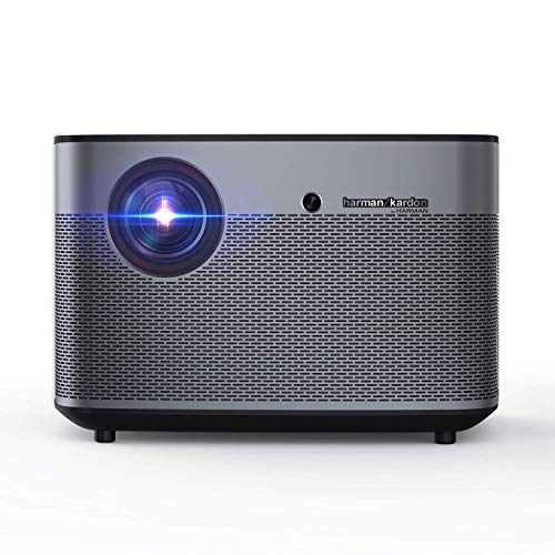 XGIMI H2 Proiettore (Full HD, 1350ANSI Lumen, LED 300', Funzione 3D, Harman Kardon Stereo, Messa a...