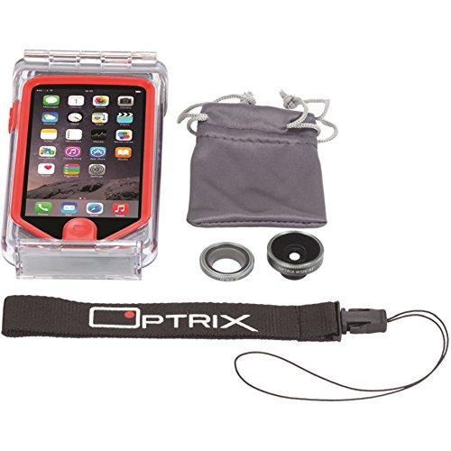 Optrix 9466002 - Kit de fotografía para Apple iPhone SE/5/5S