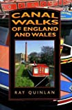 Canal Walks of England and Wales (Transport/Waterways) by Ray Quinlan (1-Feb-1994) Hardcover