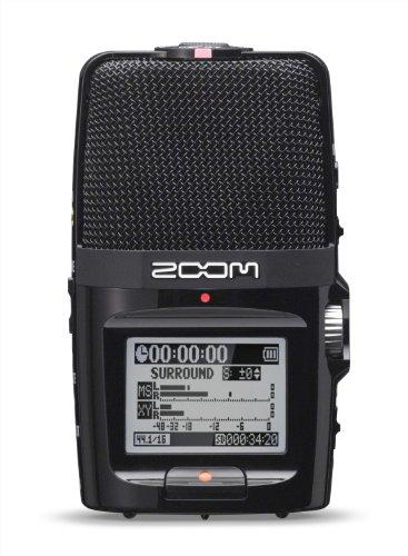 Zoonm H2N Handy Recorder (Black)