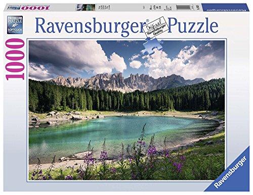 Ravensburger 19832 - Gioiello delle Dolomiti Puzzle, 1000 Pezzi