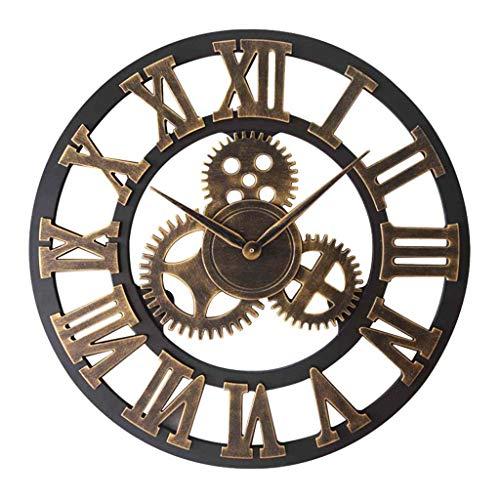 Me Orologio da Parete Vintage Orologio da Parete in Legno Orologio da Parete Decorativo Orologio da...