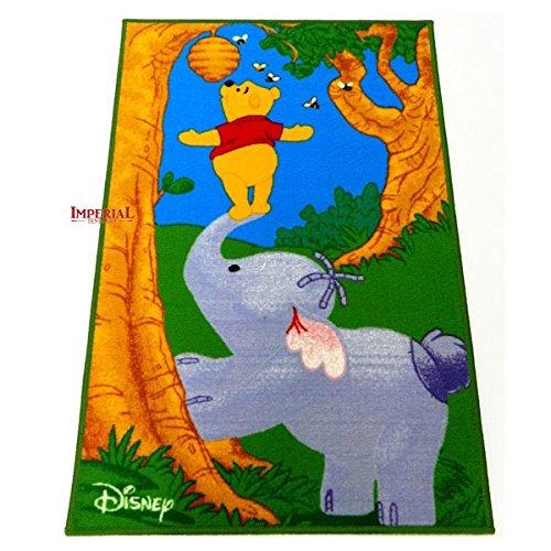 Disney Tappeto CAMERETTA Winnie The Pooh 80X120 GL147 Misti Art. 07492