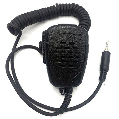 Generic Handheld Speaker Microphone for YAESU VX VX-6E VX-6R VX-7E VX-7R Two Way Radio Ham Hf Transceiver