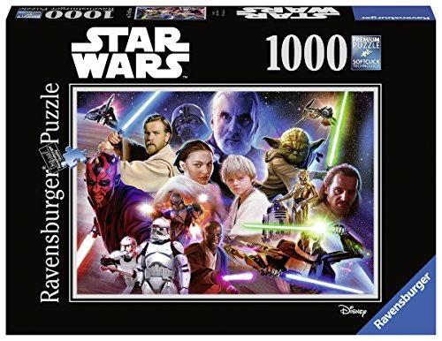 Ravensburger Adulti Puzzle 19885 Starwars: Limited Edition 1, Puzzle
