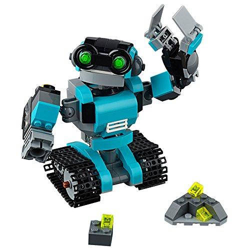 51mMDj1f aL - LEGO Creator - Robot Explorador (31062)