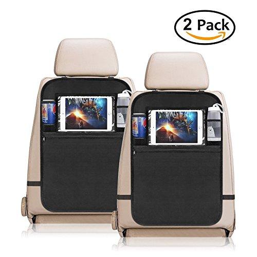YZCX 2 Pezzi Protezione Sedili Auto Bambini Proteggi Sedile Organizzatore Sedile Posteriore...