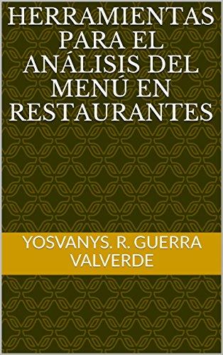 Herramientas para el análisis del menú en restaurantes