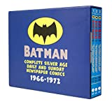 Batman Silver Age Newspaper Comics Slipcase Edition (Batman Newspaper Comics)