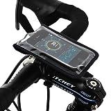 Satechi Bikemate Slim Case 3 - kompatibel mit iPhone 5S, 5C, 5, 4S, 4, 3GS, 3G, BlackBerry Torch, HTC EVO, HTC Inspire 4G, HTC Sensation, Droid X, Droid Incredible, Droid 2, Droid 3, Samsung EPIC, Galaxy S2, S3