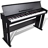 vidaXL Piano Meuble Classique Digitale avec 88 Touches Piano avec 88...