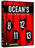 Coffret océan's collection 4 films