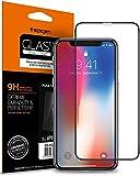 Spigen, Vetro Temperato iPhone 11 PRO/XS/X, Copertura Totale, Compatibile con Face ID, 5.8 Pollici, Pellicola iPhone 11 PRO/XS/X (057GL22986)
