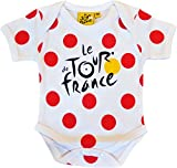 Tour de France tdf-sb-3068 PS 12 M/B Bodysuit Baby Boy 0-24 M, Sweet Pea, FR: 12 (Manufacturer Size: 12 M)