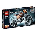 LEGO Technic - Moto de Motocross, Juegos de construcción 42007