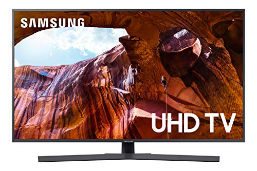 Samsung Series 7 UE43RU7400U 109,2 cm (43') 4K Ultra HD Smart TV Wi-Fi Grigio