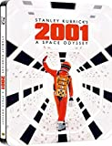 2001: A Space Odyssey - Limited Edition Steelbook Blu-ray