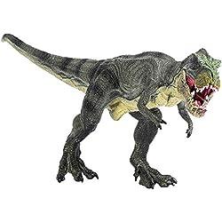 Modelo de Juguete Figuras de Dinosaurio Tyrannosaurus Rex / Brachiosaurus / Triceratops / Pterosaurio Juguetes de Simulación de Dinosaurio PVC Modelo Animal para Niños Regalo Ideal
