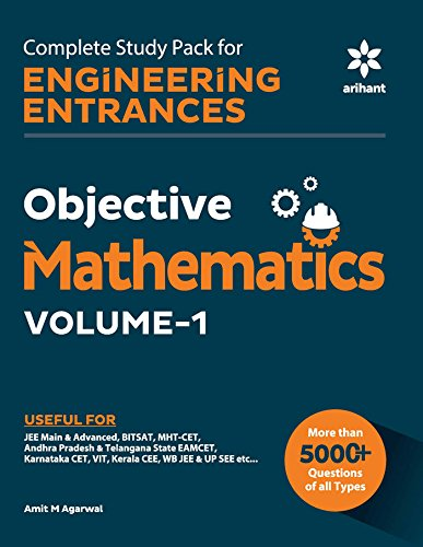 Objective Mathematics for Engineering Entrances - Vol. 1