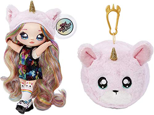 Na! Na! Na! Surprise Pom Doll Assortment Bambola con Pompon Serie 1, Multicolore, 565987