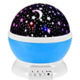 Brandx Night Light Lamp With USB Cable for Kids (Blue)