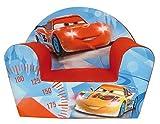 Fun House / Jemini - 712294 - Cars Fauteuil Club Ice Racing en Mousse pour Enfant