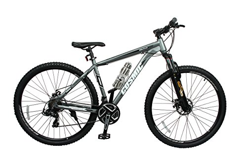 Cosmic Trium 29T 21-Speed Hardtail Bicycle (Grey)