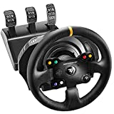 Thrustmaster TX Racing Wheel Leather Edition (Lenkrad inkl. 3-Pedalset, Xbox One / PC)