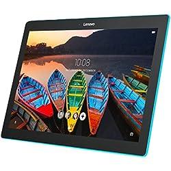 """Lenovo TAB 10 - Tablet de 10.1"""" HD (Procesador Qualcomm Snapdragon 210, 1GB de RAM, 16GB de eMCP, Camara frontal de 5MP, Sistema Operativo Android 6.0, WiFi + Bluetooth 4.0) color negro"""