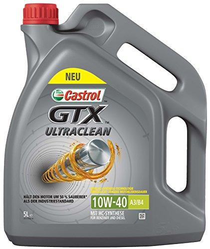 Castrol Limited 15A4D5 GTX Ultraclean