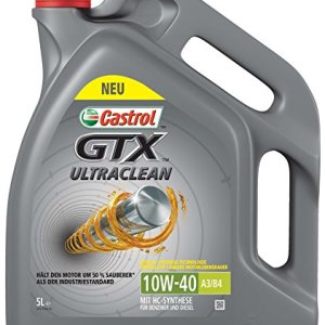 Castrol Limited 15A4D5 GTX Ultraclean