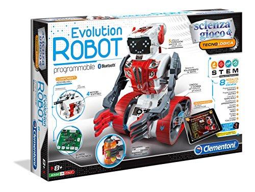 Clementoni - 19034 - Scienza e Gioco - Evolution Robot