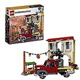 LEGO Overwatch - L'escorte à Dorado - Jeu de construction - 75972