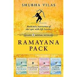 Ramayana Pack (4 Volume)