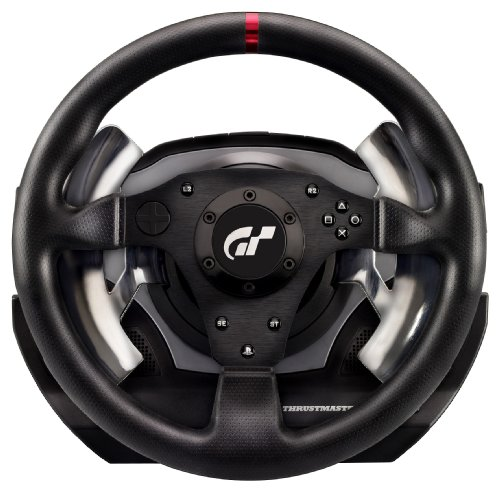 ThrustMaster 4160566 - T500 RS GT - Volante Oficial Gran Turismo 5 PS3