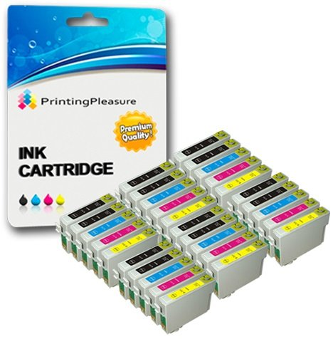 30 XL Compatibili T0711-T0714 (T0715) Cartucce d'inchiostro per Epson Stylus D78 D92 D120 DX4000...
