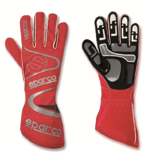 Sparco S00253212RS Kart Arrow 9.0Guanti, colore: rosso, 12