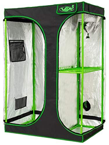 VITA5 Grow Box 2-in-1   Serra Indoor per la Coltivazione Indoor   Tela Leggera e antistrappo  ...